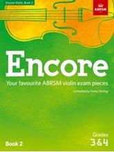 Picture of ABRSM Violin Encore Book 2