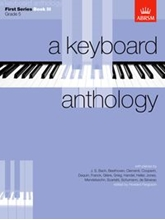 Picture of A Keyboard Anthology First Series Book III