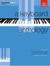 Picture of A Keyboard Anthology First Series Book IV