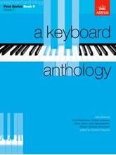Picture of A Keyboard Anthology First Series Book V
