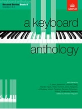 Picture of A Keyboard Anthology Second Series Book II