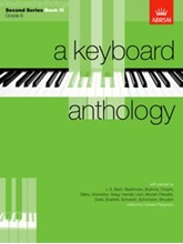 Picture of A Keyboard Anthology Second Series Book IV