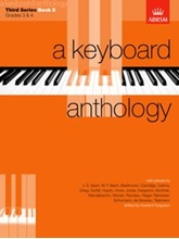 Picture of A Keyboard Anthology Third Series Book II