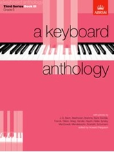 Picture of A Keyboard Anthology Third Series Book III