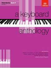 Picture of A Keyboard Anthology Third Series Book V