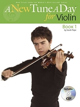 Picture of A New Tune a Day Violin Book 1 Book/CD