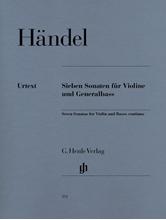 Picture of 7 Sonatas for Violin and Basso Continuo