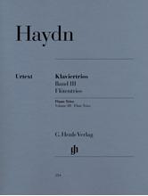Picture of Piano Trios Volume 3