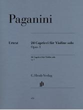 Picture of 24 Capricci Op 1