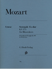 Picture of Serenade in E Flat Major K 375