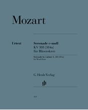 Picture of Serenade in C minor K 388