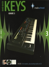 Picture of Rockschool Band Based Keys Grade 3 Bk/Cd
