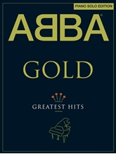 Picture of ABBA Gold Greatest Hits Piano Solo Edition