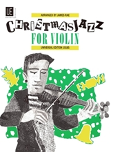 Picture of Christmas Jazz For Violin