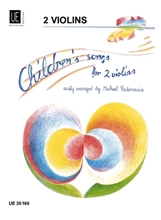 Picture of Childrens Songs for 2 Violins