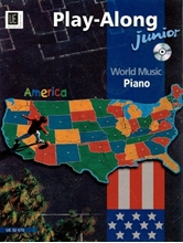 Picture of America Easy Piano Playalong Book/CD