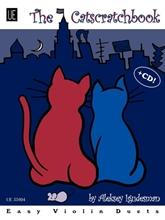 Picture of Catscratchbook Bk/CD Violin Duet