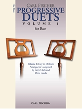 Picture of Progressive Duets Volume 1 for Bass
