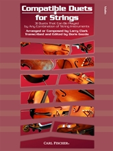 Picture of Compatible Duets For Strings Violin