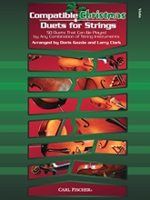 Picture of Compatible Christmas Duets for Strings Viola
