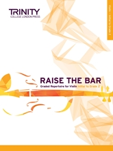 Picture of Raise the Bar Violin Book 1 Initial-Grade 2