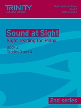 Picture of Trinity Sound At Sight Piano Book 2 Grade 3-4 Series 2