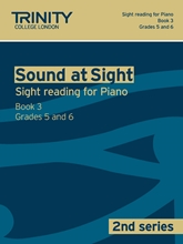 Picture of Trinity Sound At Sight Piano Book 3 Grade 5-6 Series 2