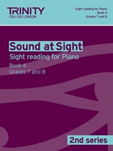 Picture of Trinity Sound At Sight Piano Book 4 Grade 7-8 Series 2