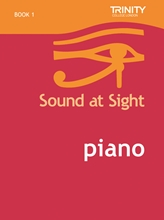 Picture of Trinity Sound At Sight Piano Book 1 Initial-Grade 2 Series 1