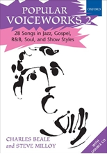 Picture of Popular Voiceworks 2 Bk/CD