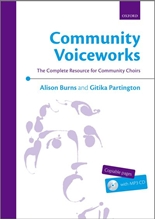 Picture of Community Voiceworks Bk/CD