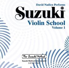 Picture of Suzuki Violin School Volume 1 CD