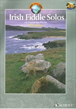 Picture of Irish Fiddle Solos Bk/Cd