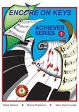 Picture of Encore On Keys Achiever Level 1 Book/CD