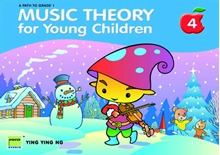 Picture of Music Theory For Young Children Book 4