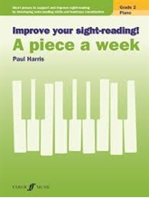 Picture of Improve Your Sight Reading! A Piece a Week Piano Grade 2