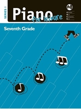 Picture of AMEB Piano for Leisure Series 1 - Seventh Grade
