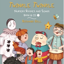 Picture of Twinkle Twinkle Bk/CD
