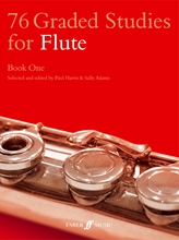 Picture of 76 Graded Studies for Flute Book 1