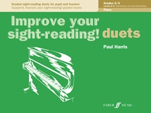 Picture of Improve Your Sight Reading Piano Duets Grade 2-3
