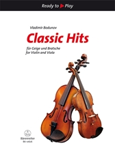 Picture of Classic Hits for Violin & Viola