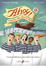 Picture of Ahoy Sing for the Mary Rose Vocal Score
