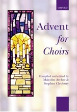 Picture of Advent for Choirs SATB