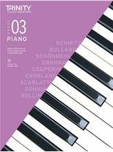 Picture of Trinity Piano Exam Pieces & Exercises 2018-20 Grade 3 Bk/Cd