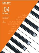 Picture of Trinity Piano Exam Pieces & Exercises 2018-20 Grade 4 Bk/Cd
