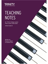 Picture of Trinity Piano Teaching Notes 2018-2020