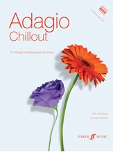 Picture of Adagio Chillout Piano Book/CD