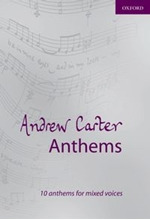 Picture of Andrew Carter Anthems SATB