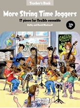 Picture of More String Time Joggers Teachers Pack Book/CD