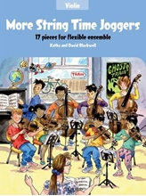 Picture of More String Time Joggers Violin Book